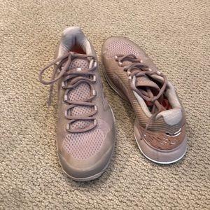 Stella McCarthy addidas tennis shoes